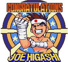 Joe Higashi (C) by Lupianwolf