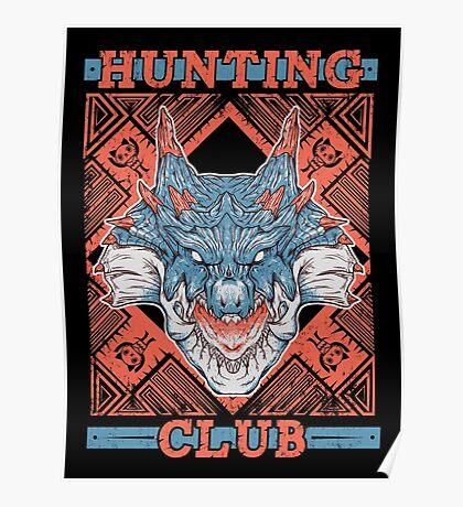 Hunting Club: Lagiacrus Poster
