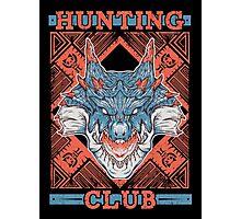 Hunting Club: Lagiacrus Photographic Print