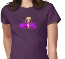 Sinfully Sweet  Womens Fitted T-Shirt