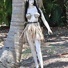 Luau Lady by Danceintherain