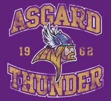 Asgard Thunder Football Athletic Tee