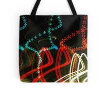 Arrows and Crosses Tote Bag