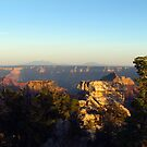 North Rim, Grand Canyon by Aaron Baker