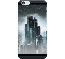 Nuclear winter. Apocalypse iPhone Case/Skin