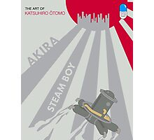 The Art of Katsuhiro Otomo Photographic Print