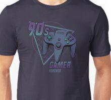 90s gamer forever Unisex T-Shirt