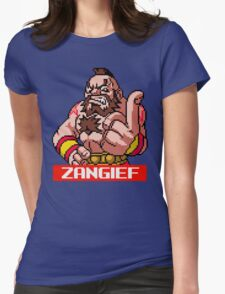 Zangief (MM) Womens Fitted T-Shirt