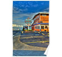Trinidad Bay Eatery and Gallery Poster