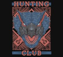 Hunting Club: Nargacuga by MeleeNinja