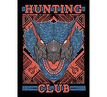 Hunting Club: Nargacuga Photographic Print