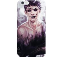 Ink Black Soul iPhone Case/Skin