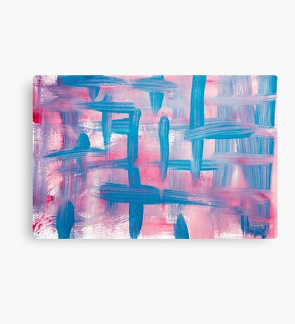 Impulse Abstract Canvas Print