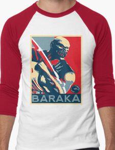 Tarkatan Hope Men's Baseball ¾ T-Shirt