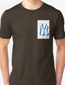 New York Yankees Shadow  T-Shirt