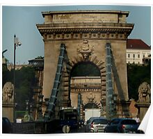 Szechényi Chain Bridge I Poster
