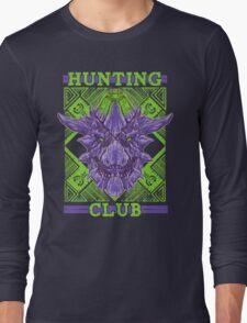 Hunting Club: Brachydios Long Sleeve T-Shirt