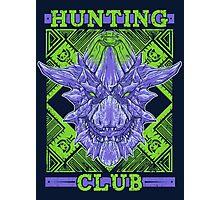 Hunting Club: Brachydios Photographic Print