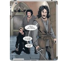 Inigo Montoya, The Princess Bride iPad Case/Skin