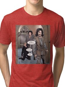 Inigo Montoya, The Princess Bride Tri-blend T-Shirt