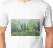 Green Arising Unisex T-Shirt