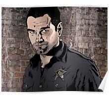 Sheriff Lucas Hood, Banshee Poster