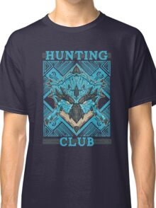 Hunting Club: Azure Rathalos Classic T-Shirt