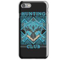 Hunting Club: Azure Rathalos iPhone Case/Skin