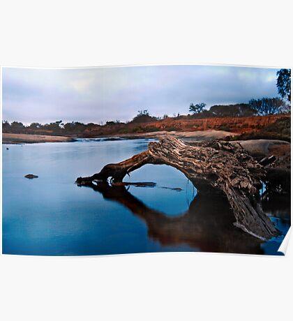 Greenough River ~ Mullewa WA Poster