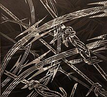 'Detention' series 1 - 3 by Bert  Aperloo