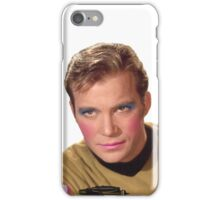 Set Phasers To Stunning Kirk iPhone Case/Skin