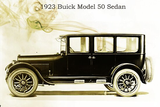 1923 Buick by garts