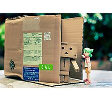 A friend arrived from Japan Photographic Print