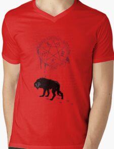 Hellsing - Alucard Mens V-Neck T-Shirt