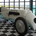 BABS - A World Land Speed Record Holder by RedHillDigital