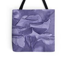 roses in the garden Tote Bag