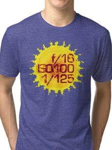 Sunny 16 Tri-blend T-Shirt
