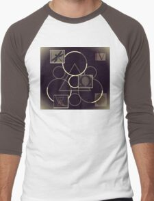 Coheed and Cambria III Men's Baseball ¾ T-Shirt