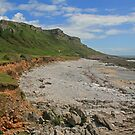 Gower Peninsula, Port-Eynon to Oxwich Point by RedHillDigital