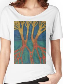 Beginning Of Common Road Women's Relaxed Fit T-Shirt