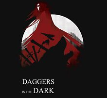 Daggers in the Dark Unisex T-Shirt