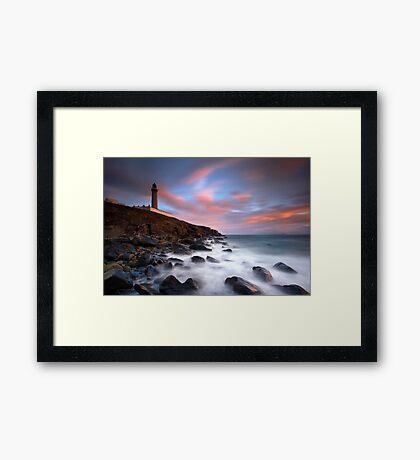 Taigh Solais Aird nam Murchan II Framed Print