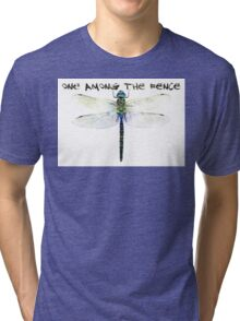 One Among The Fence 2 Tri-blend T-Shirt