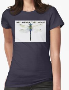 One Among The Fence 2 Womens Fitted T-Shirt