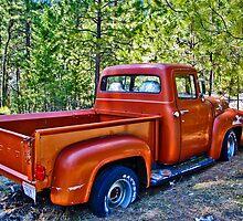 '56 Ford Truck by Bryan D. Spellman