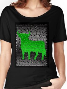 """""""The Year Of The Ox / Oxen / Buffalo / Cow"""" Clothing Women's Relaxed Fit T-Shirt"""