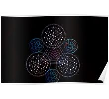 cosmic keywork Poster
