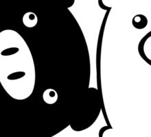 TWINPIGS 1 Sticker