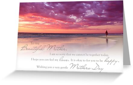 Mothers Day (Card From Child To Mother) by CarlyMarie
