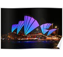 Sydney Vivid Light Festival 2011: 001 Poster